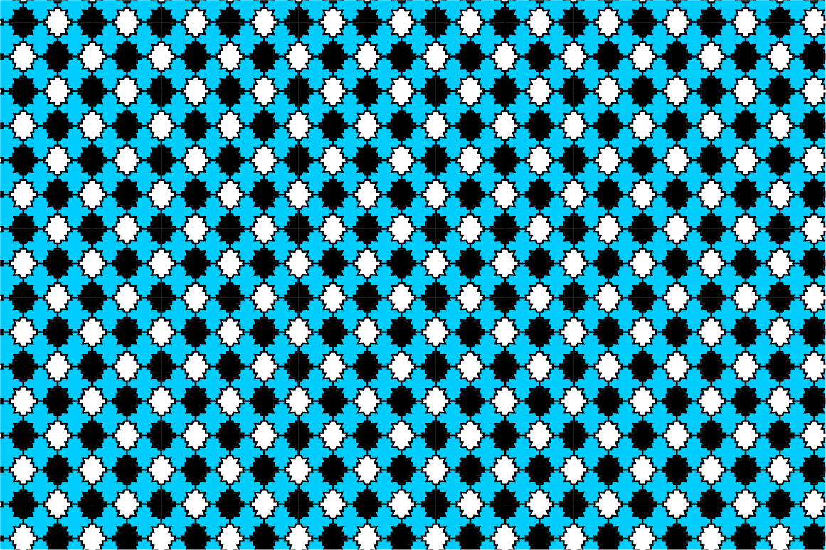 Colorful ornamental patterns. example image 13