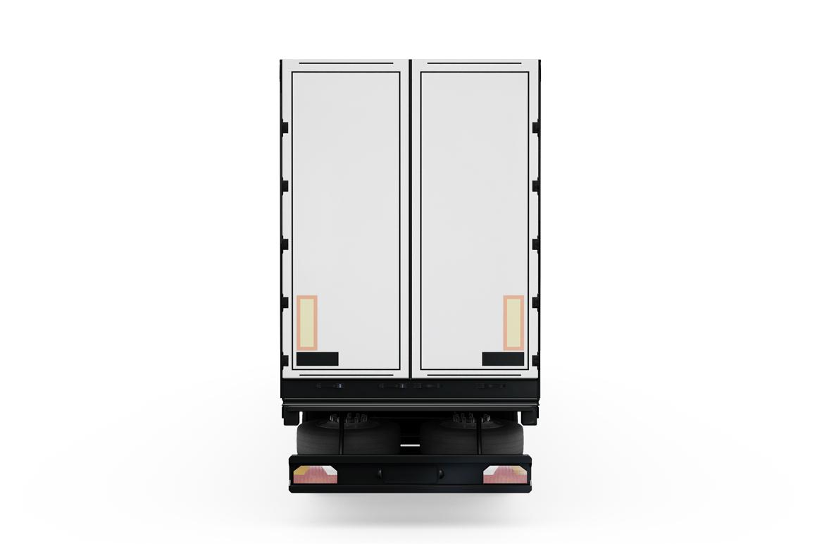 Truck Mockup example image 14