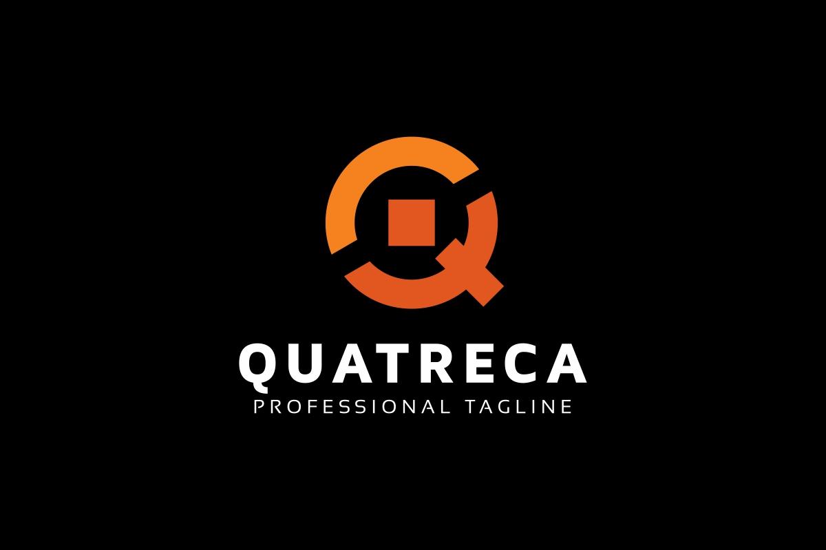 Quatreca Q Letter Logo example image 2