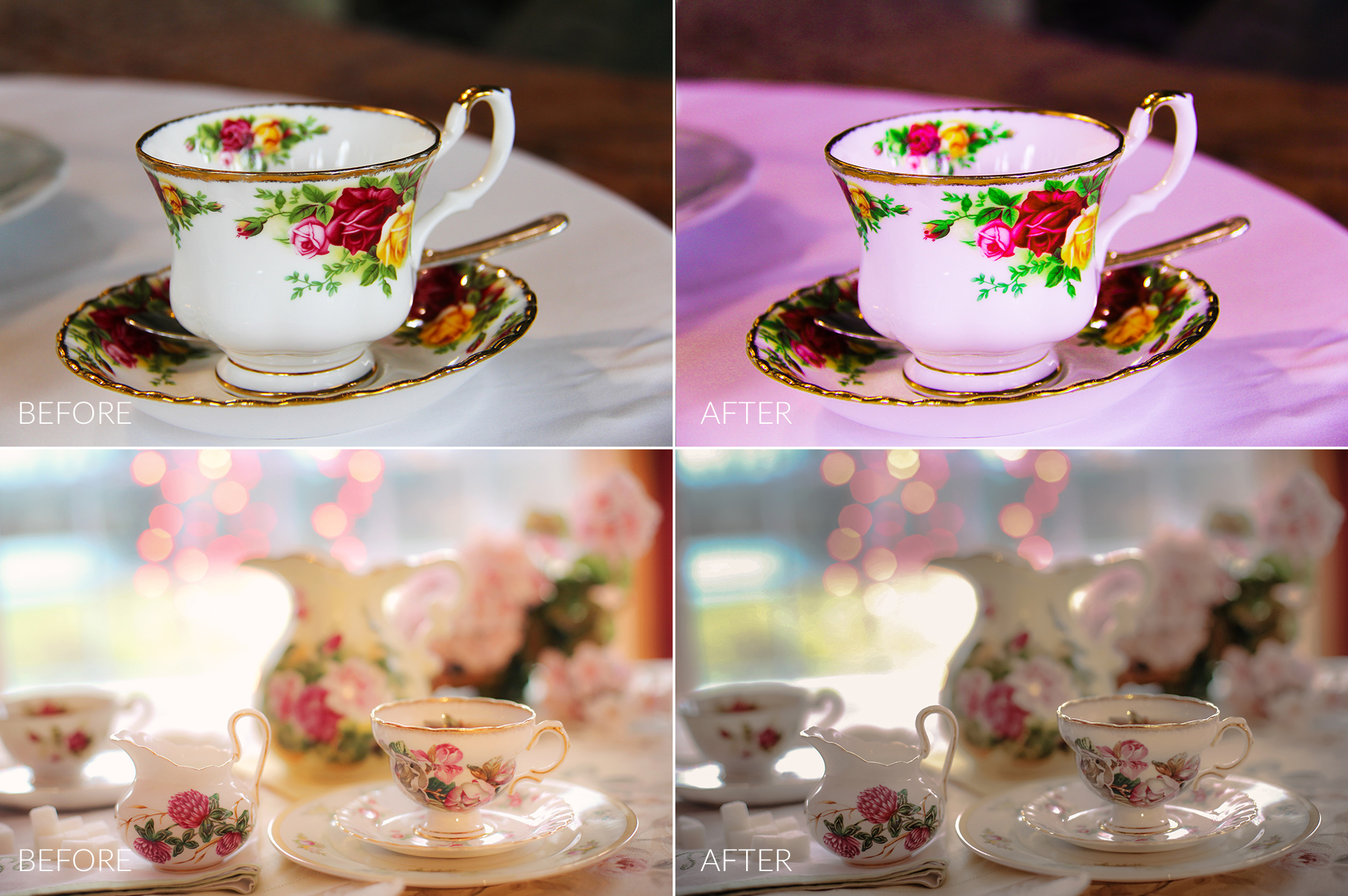 Tea Party Lr Presets example image 2