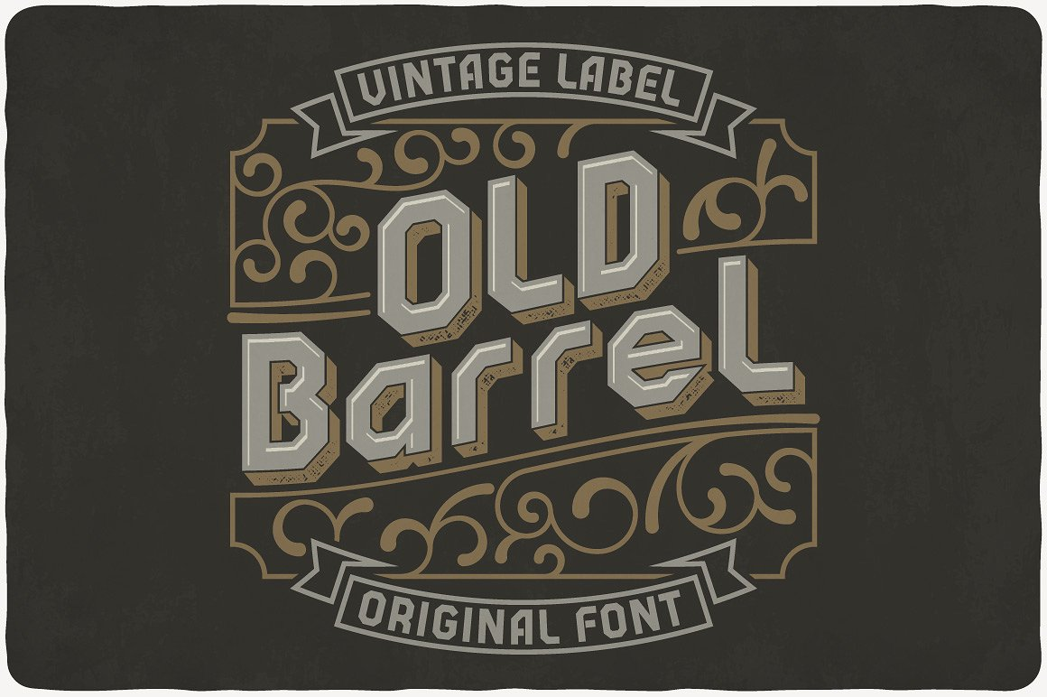 Vintage Fonts Bundle example image 10
