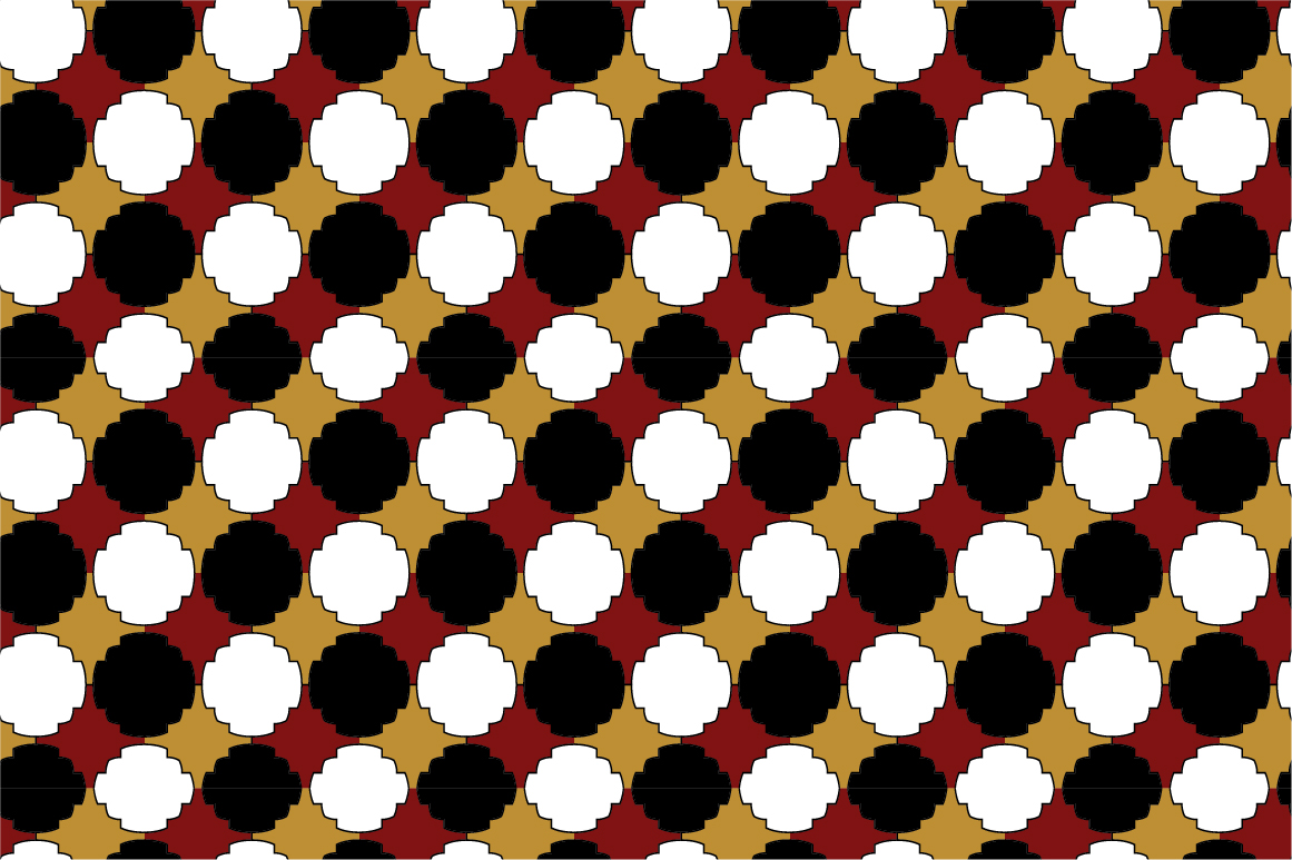 Retro ornamental patterns. example image 12