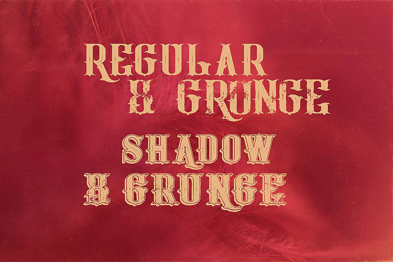 Venomous Typeface example image 4