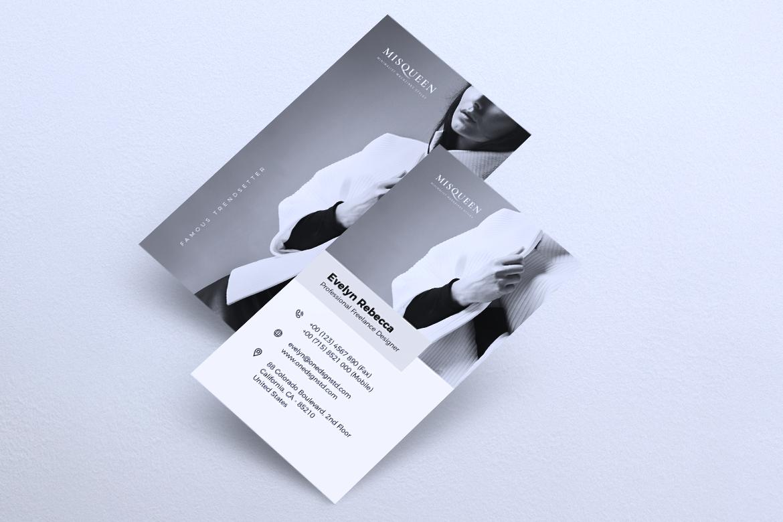 Minimalist Business Card Vol. 08 example image 6