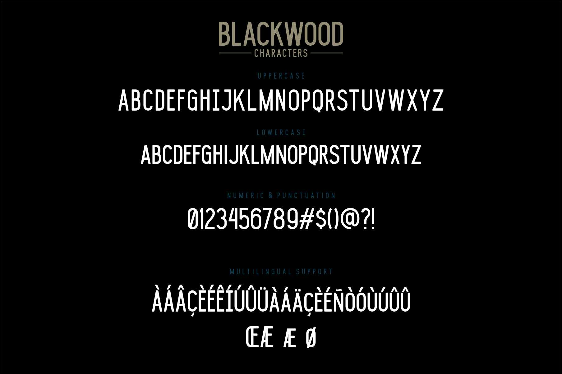 Blackwood example image 8
