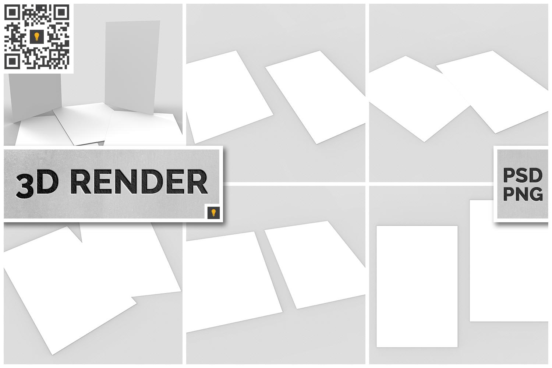 Flyer 3D Render example image 1
