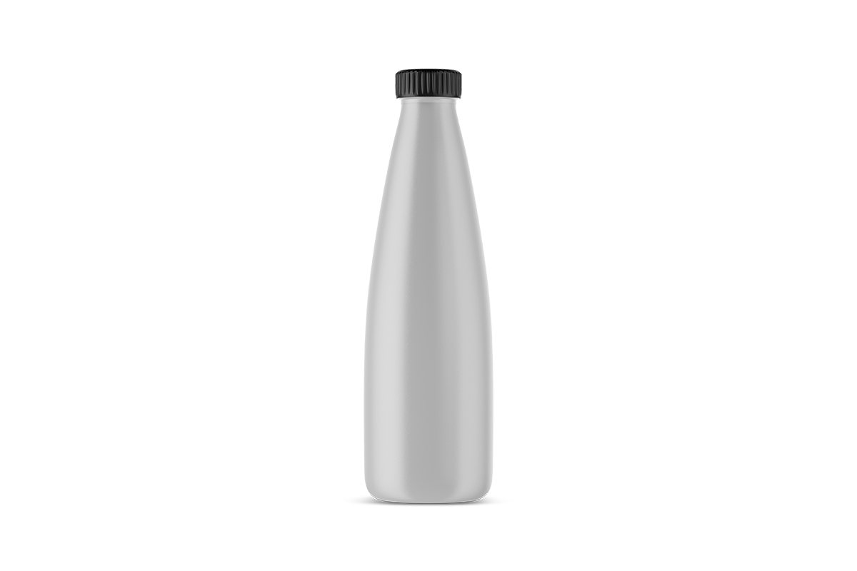 Milk Bottle Mockup example image 2