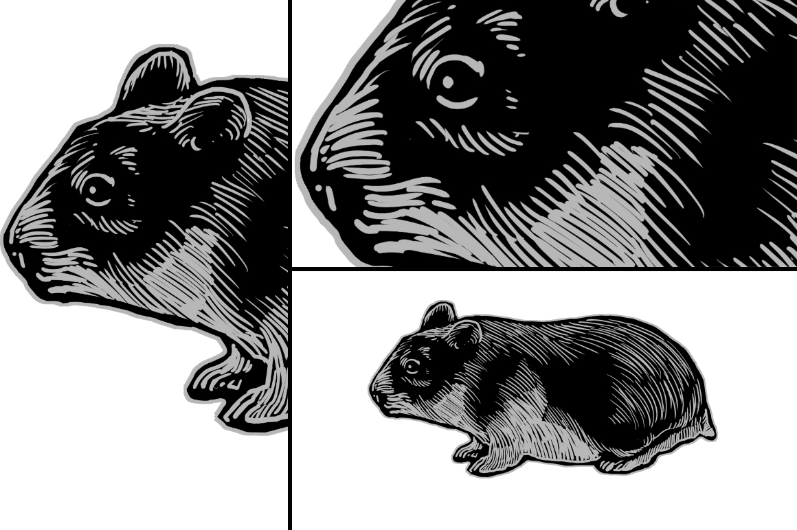 Hamster Art example image 3