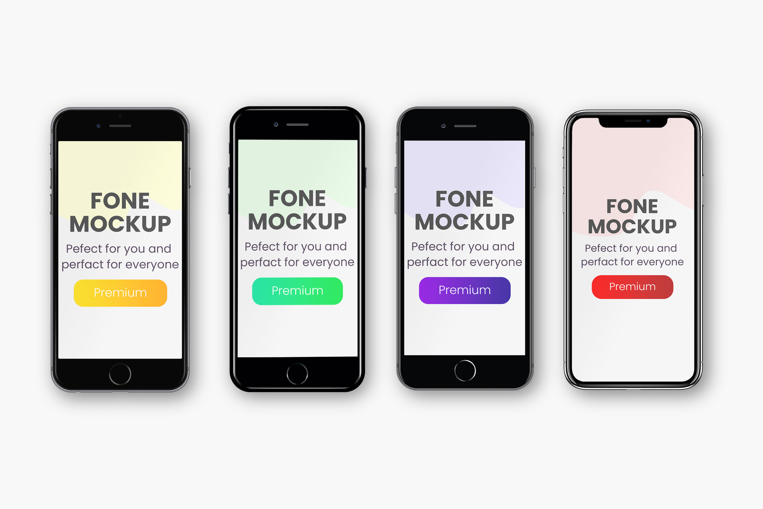 iPhone Mockup Bundle example image 5