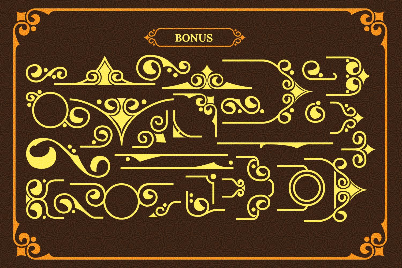 Barong Font and Bonus example image 7