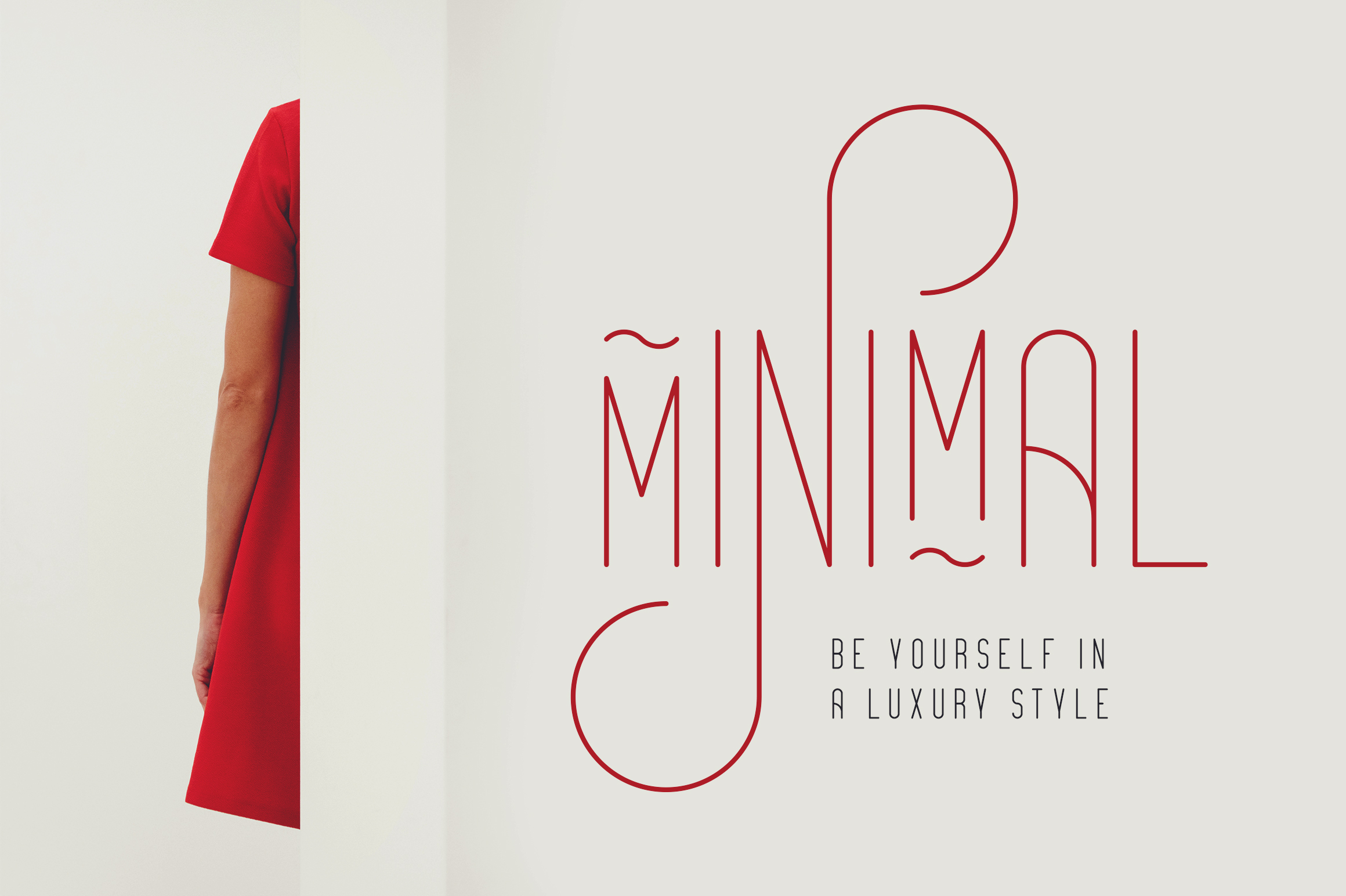 Mondaze Typeface - 4 Weights example image 7