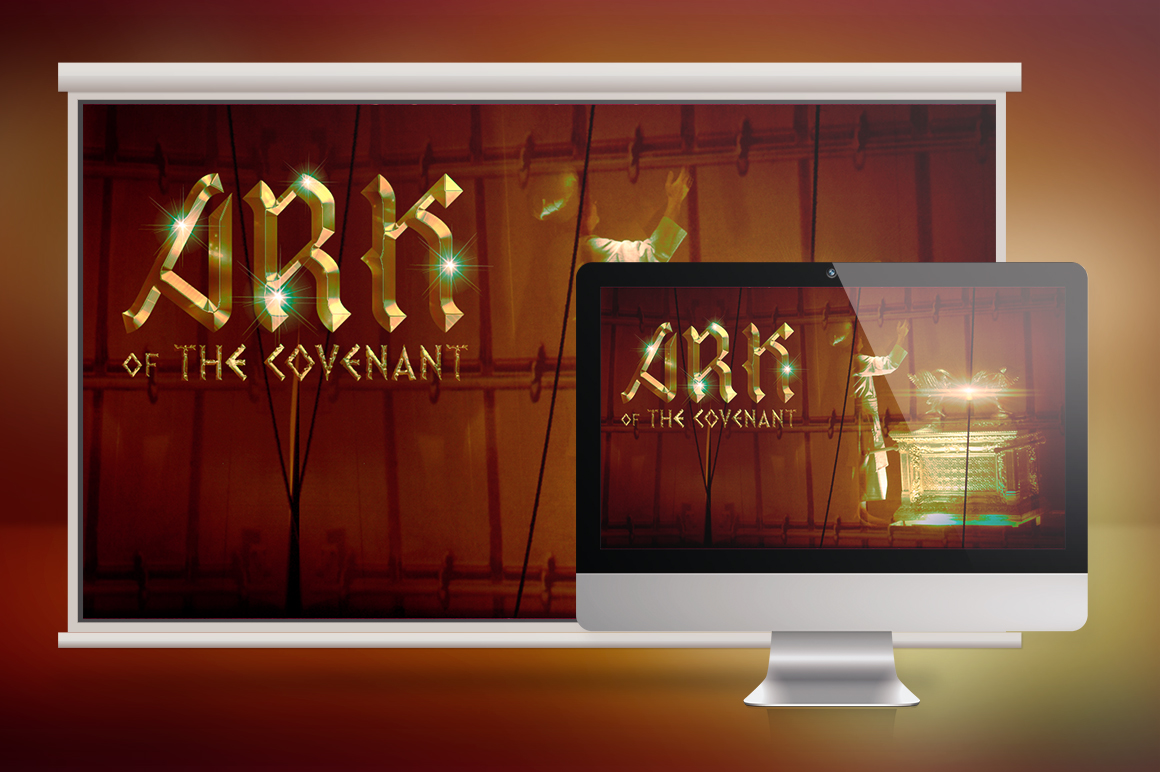Ark of The Covenant Slide Template example image 9