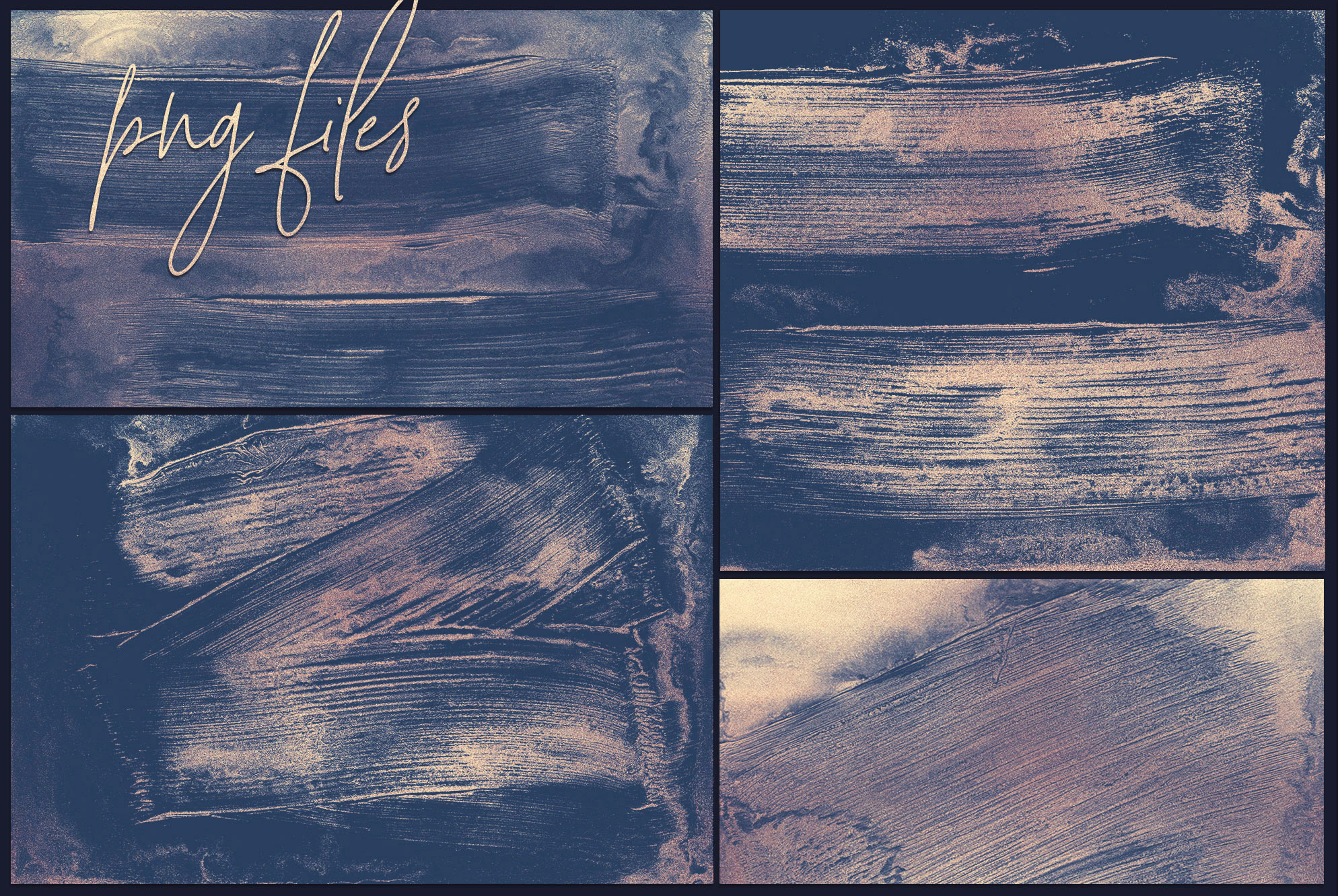 Oil Paint and Marble Textures BUNDLE example image 6