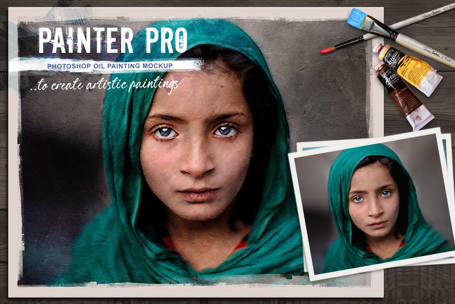 Painter Pro example image 4