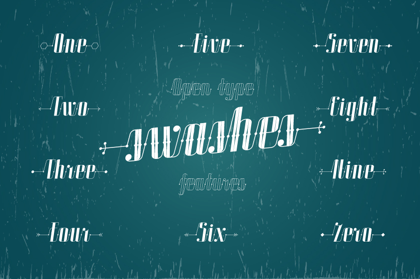 ROADSTER typeface example image 22