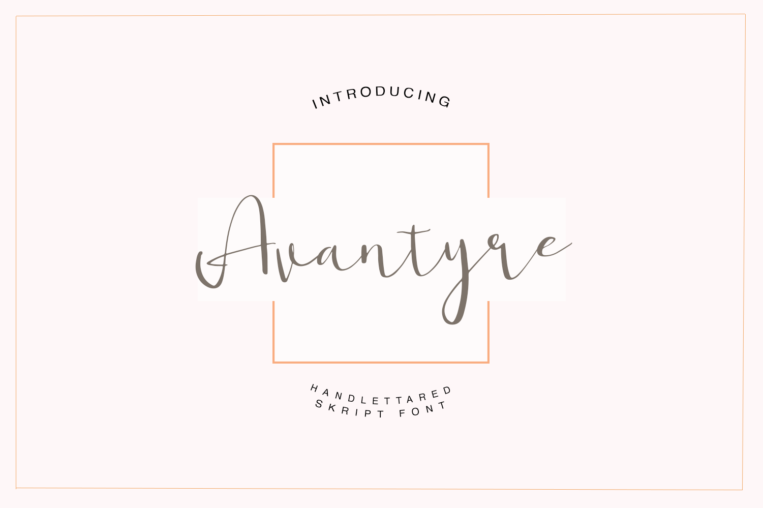 40 in 1 font bundle by Tommy James example image 3