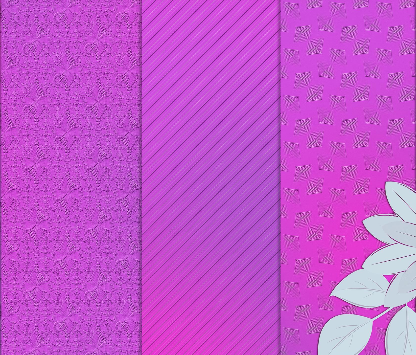 Purple-blue abstract textures, Digital Scrapbook Paper example image 2