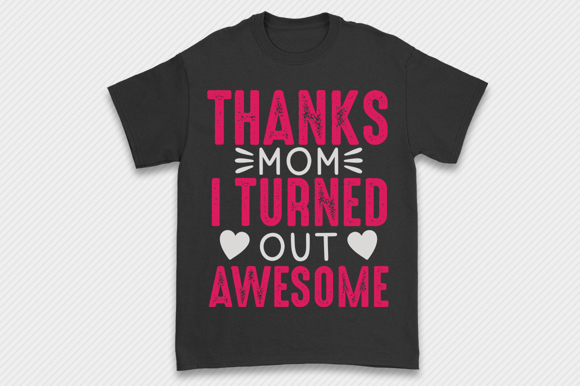 100 Mom Tshirt Design Mega Collection example image 7