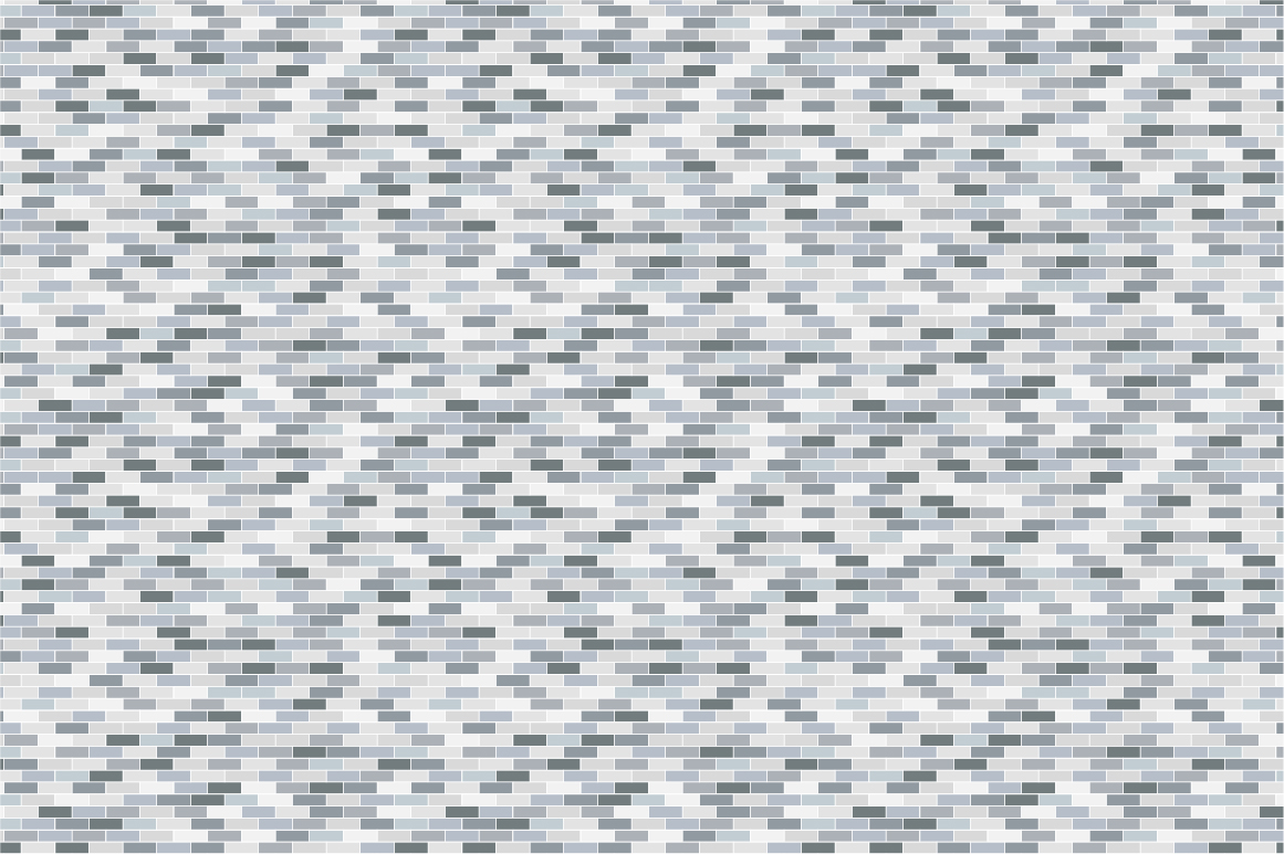 Mosaic wall textures - seamless. example image 2