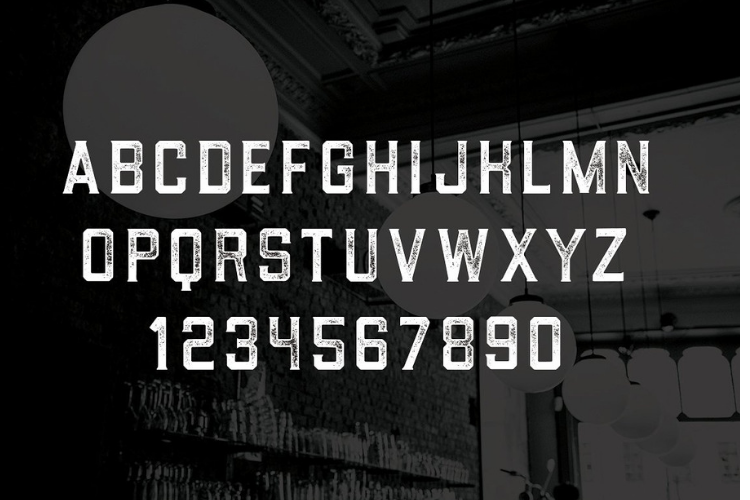 The Brewers Font Collection 8 Fonts example image 6