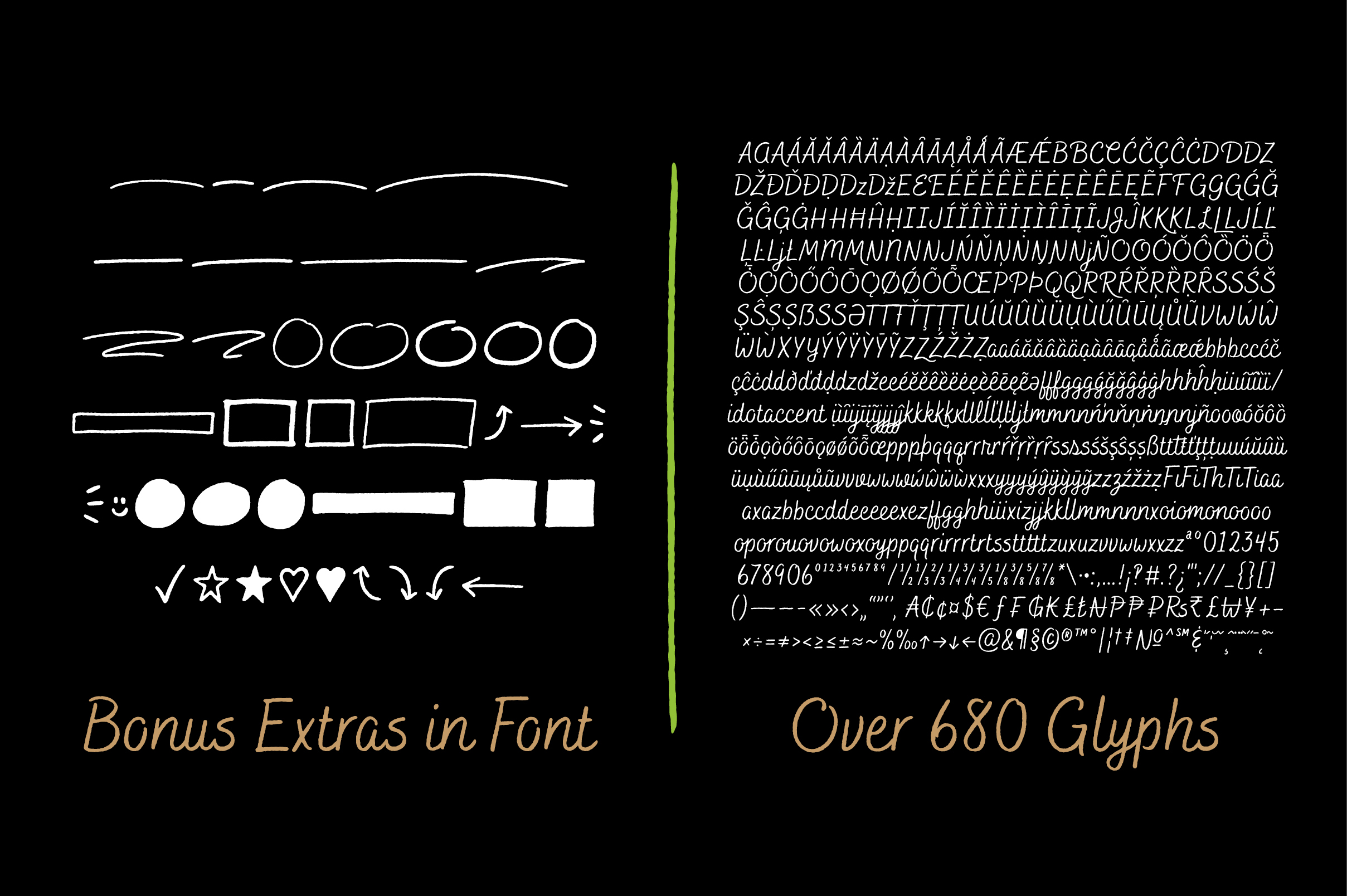 Bakerie Rough Font Family example image 16