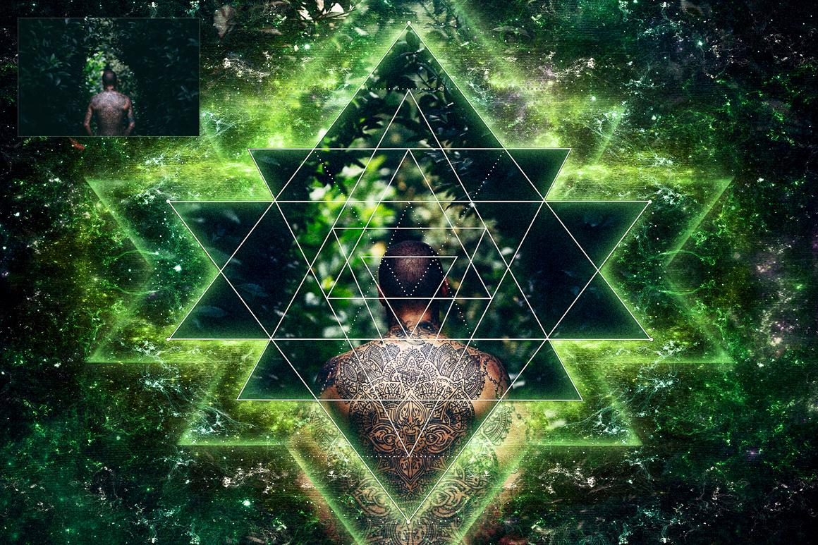 Sacred Geometry Generator example image 9