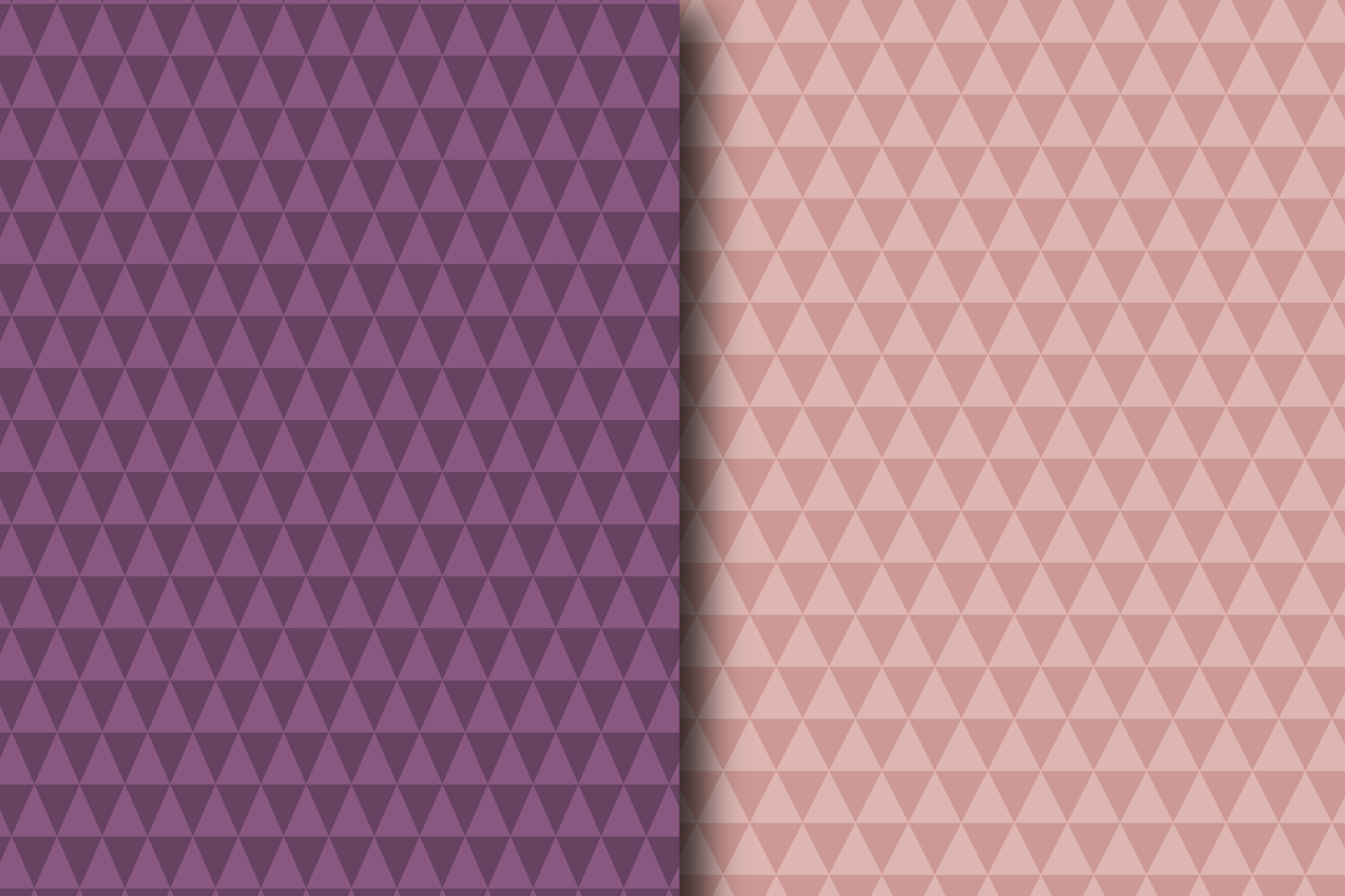 TRIANGLE PATTERN DIGITAL PAPERS example image 3