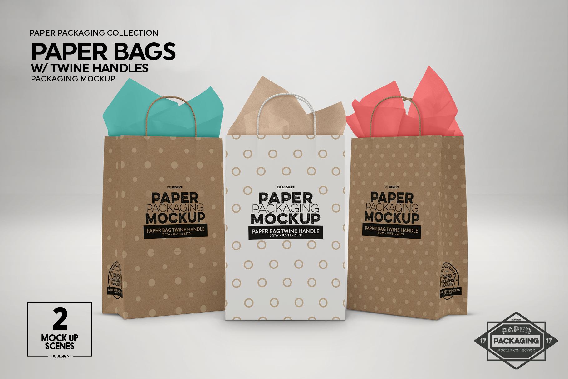 VOL. 17 Paper Box Packaging Mockups example image 4