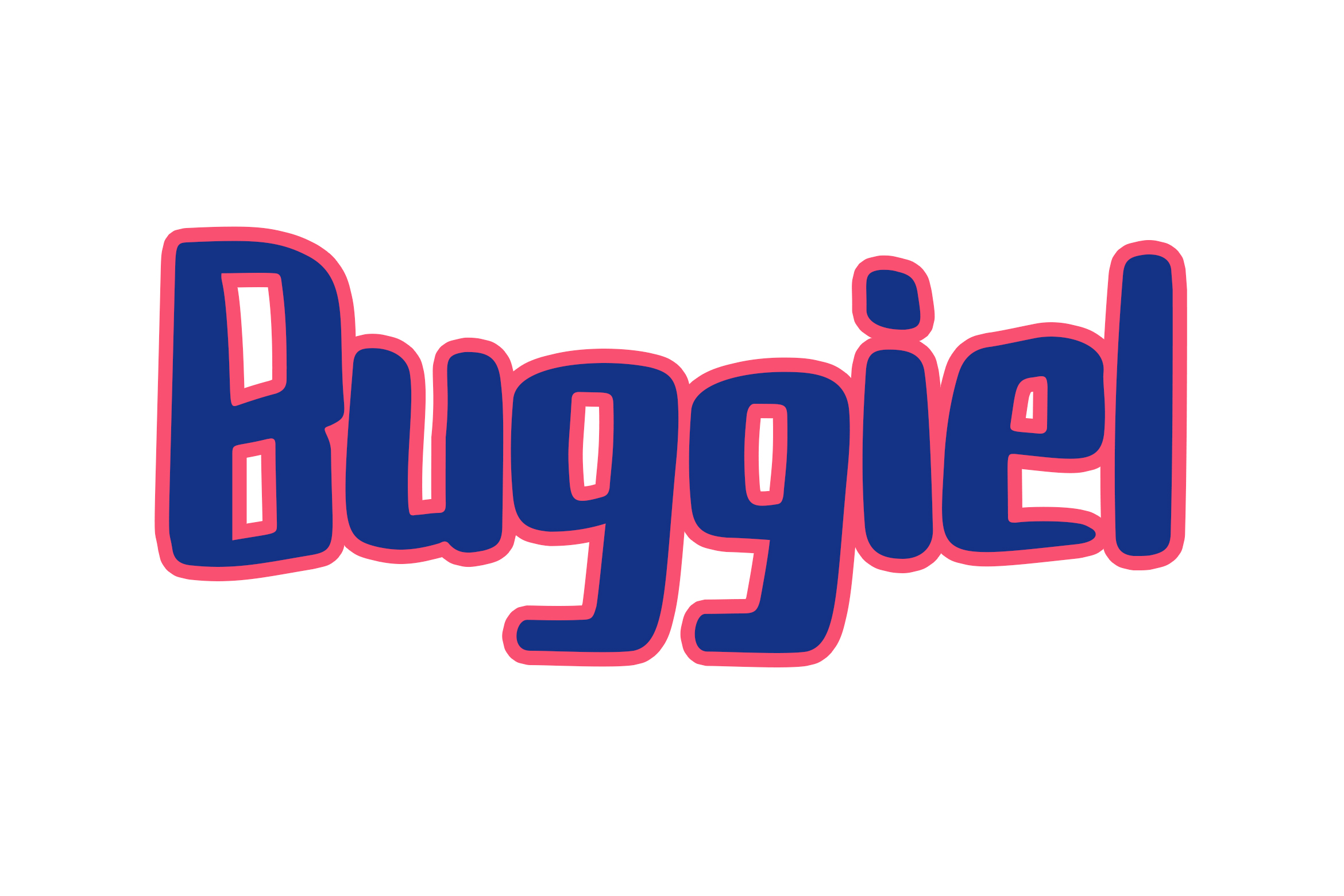 Buggiel - Bold and Fun Font example image 1