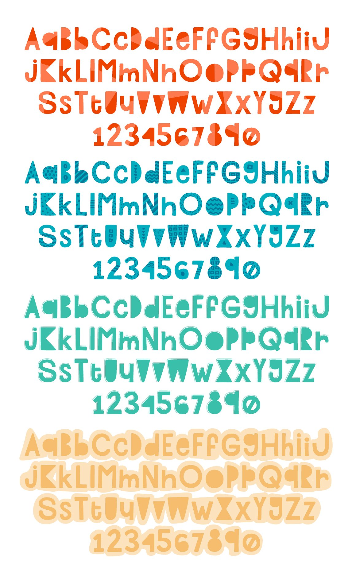 Highflier Font example image 7