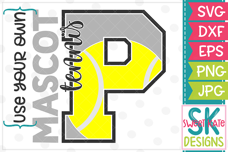 Your Own Mascot P SVG Bundle - 10 - SVG DXF EPS PNG JPG example image 9