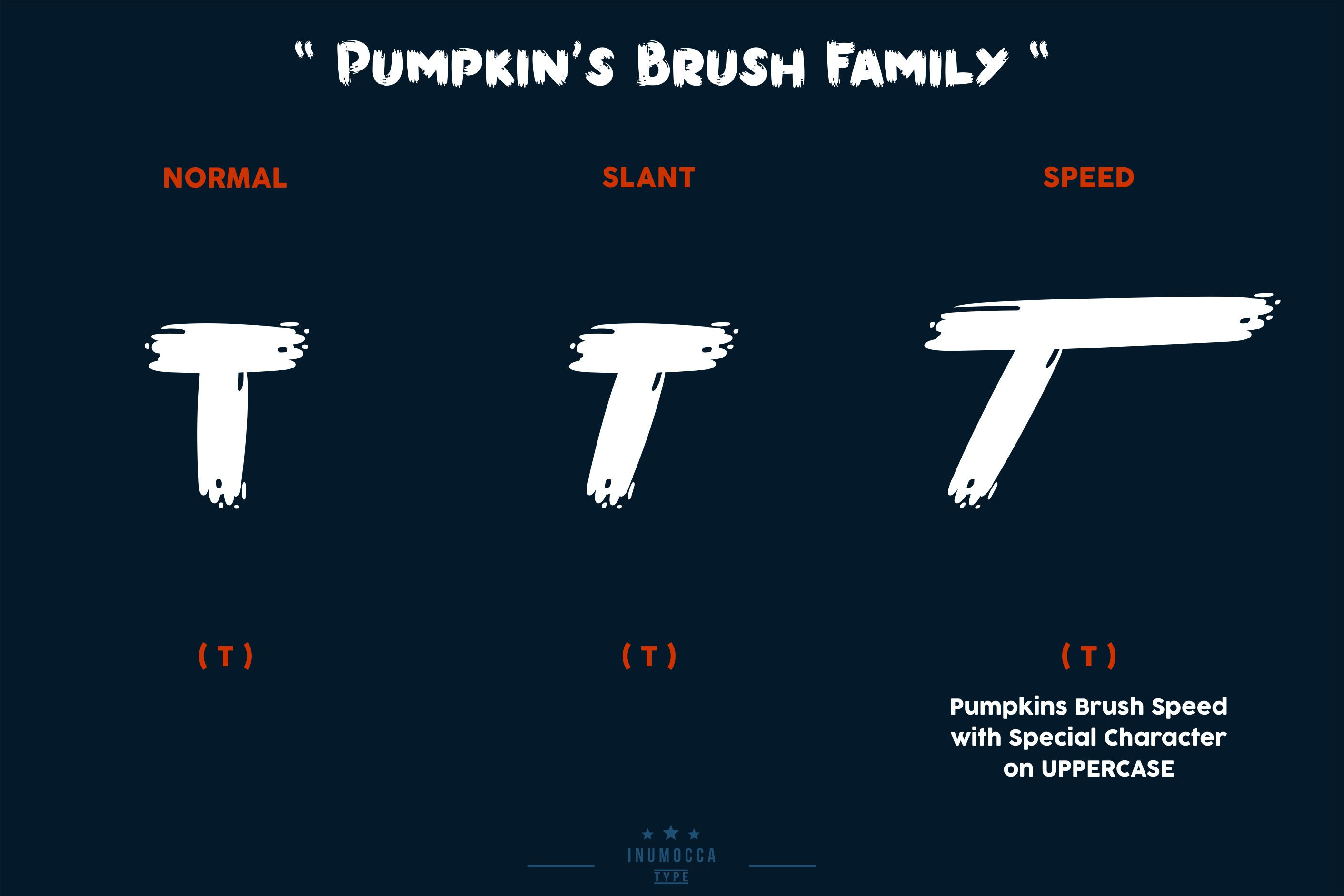 Pumpkin's Brush example image 2