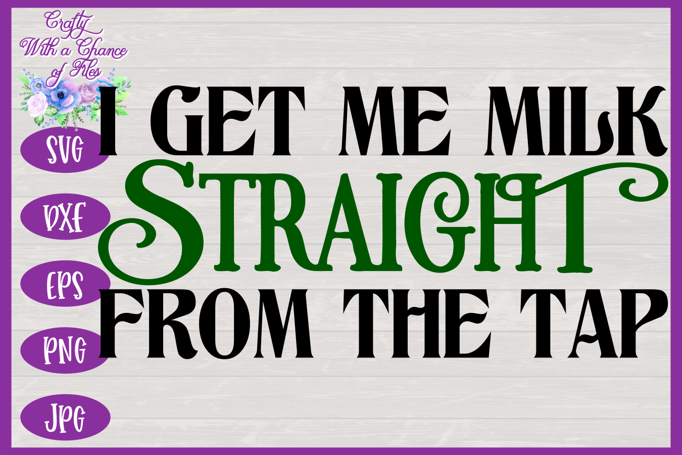 Funny Breastfeeding SVG - St Patrick's Day Baby Design example image 3