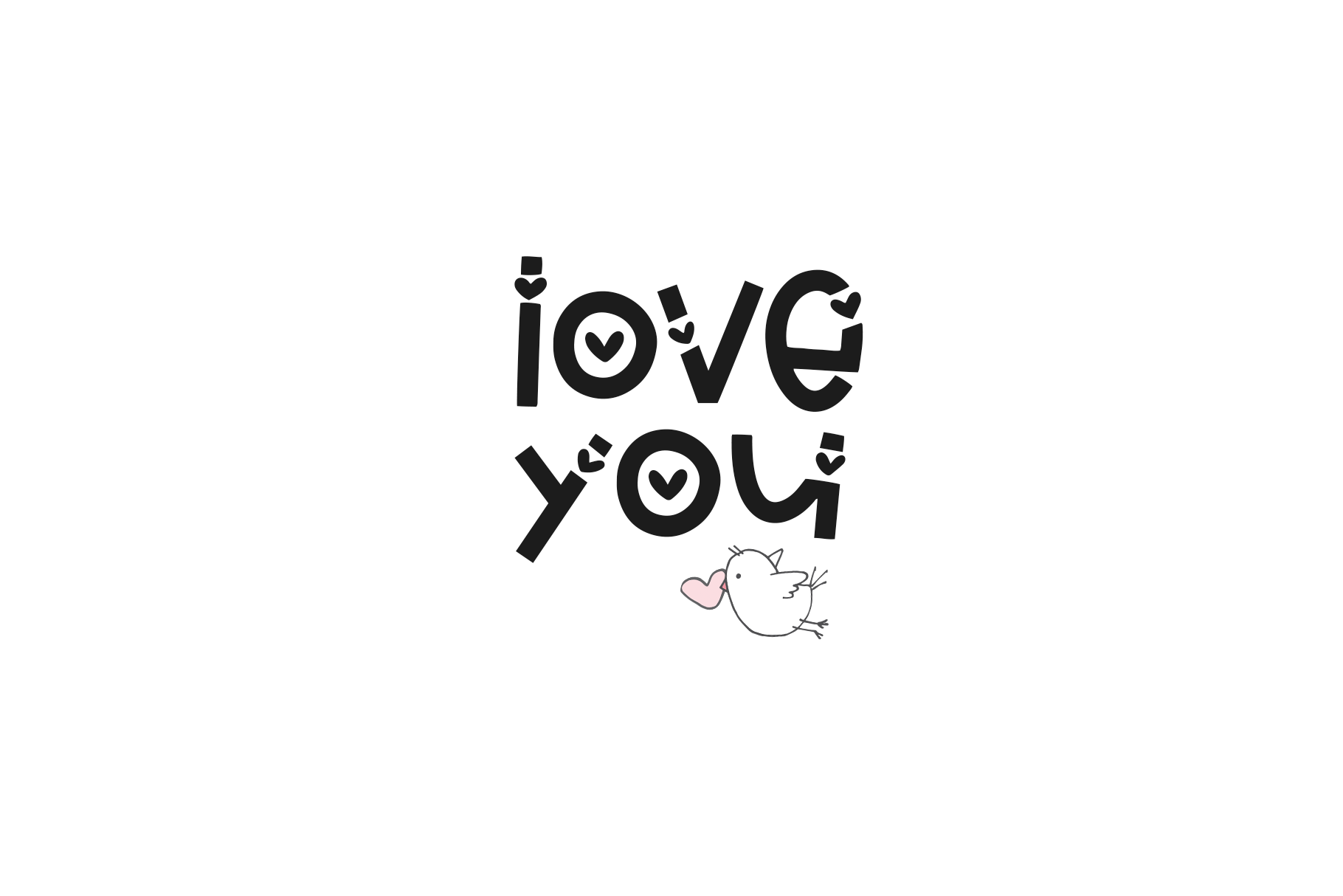 Lovebirds - A Cute Handwritten Font example image 6