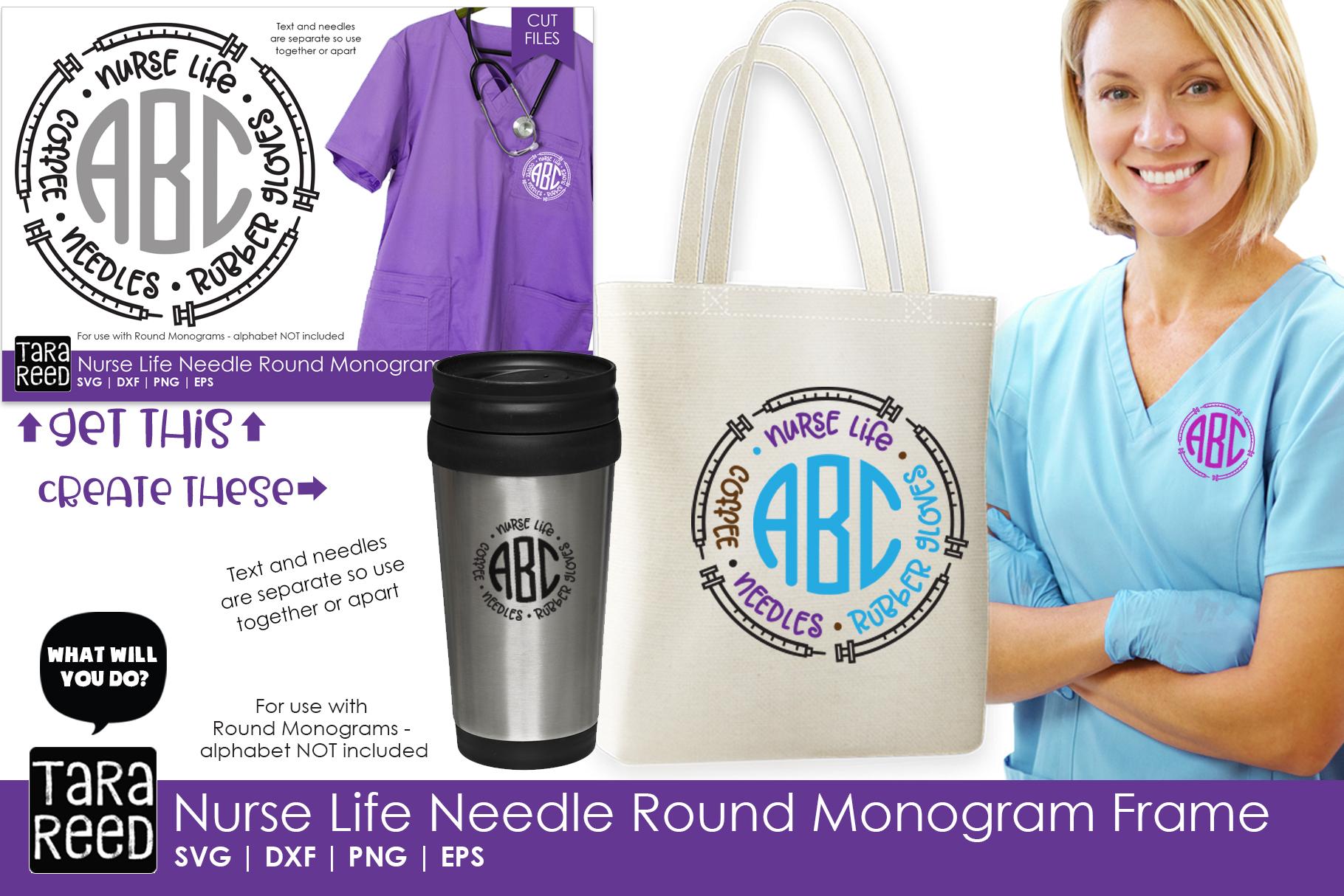 33+ Nurse Svg * Nurse Monogram Svg Cut File Design