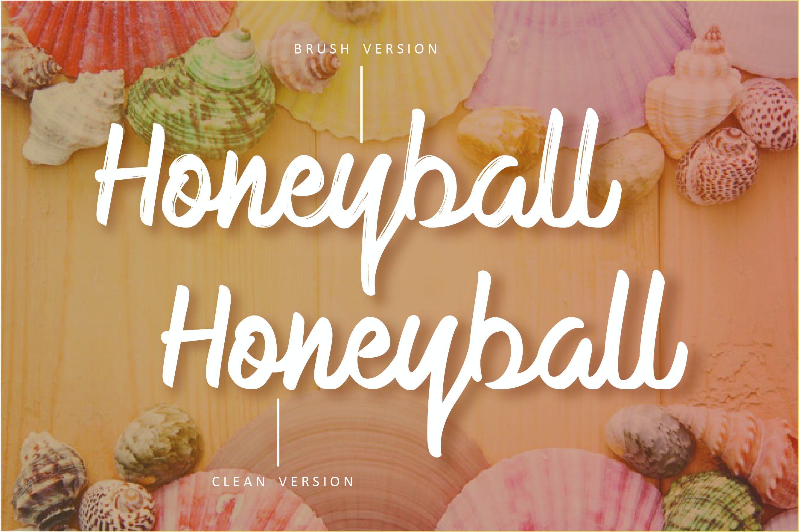Honeyball-duo version example image 2