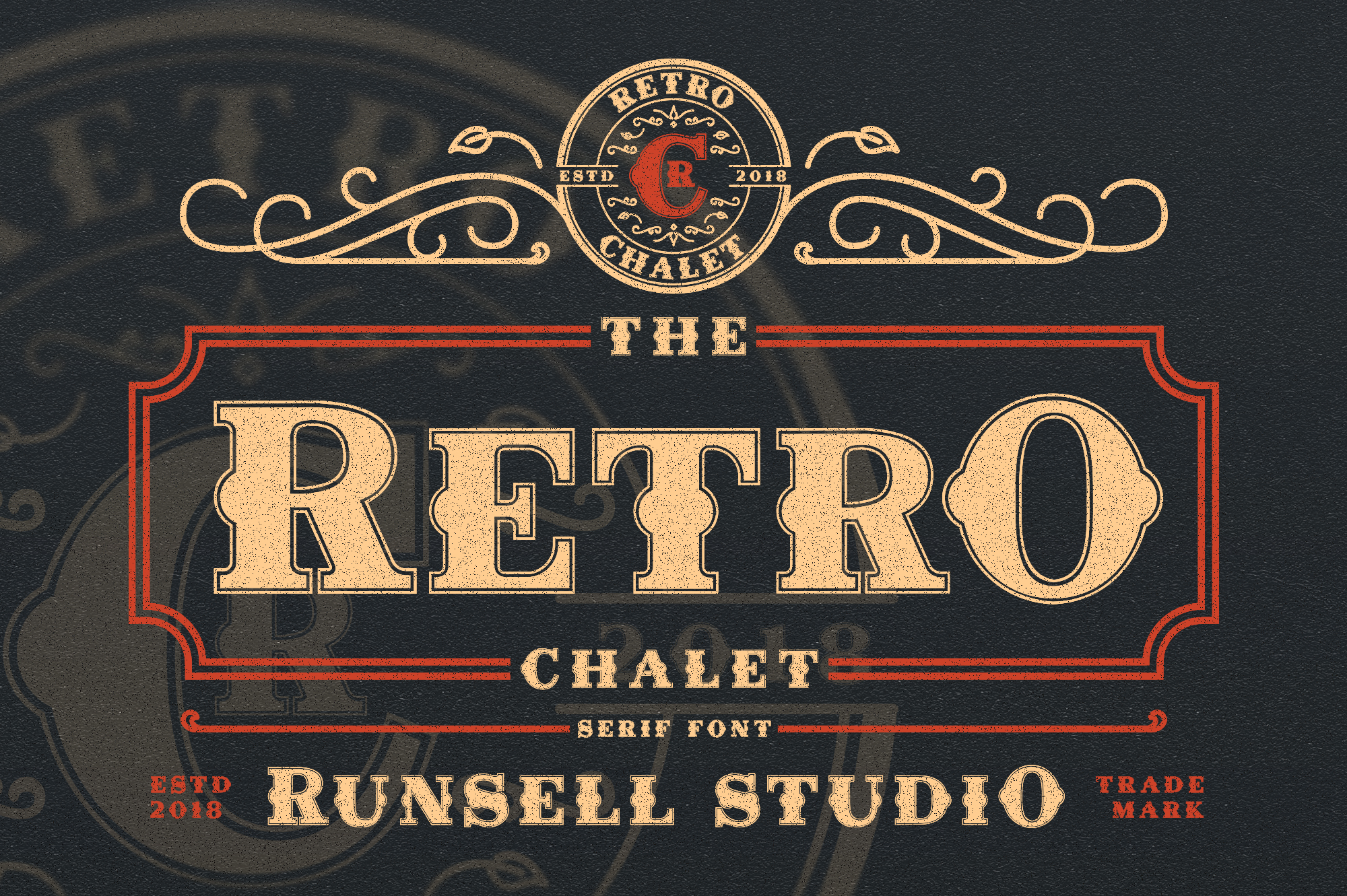 Retro Chalet example image 1