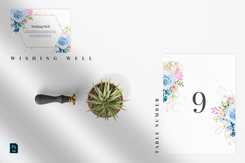Wedding Invitation Suite - Delicate example image 3