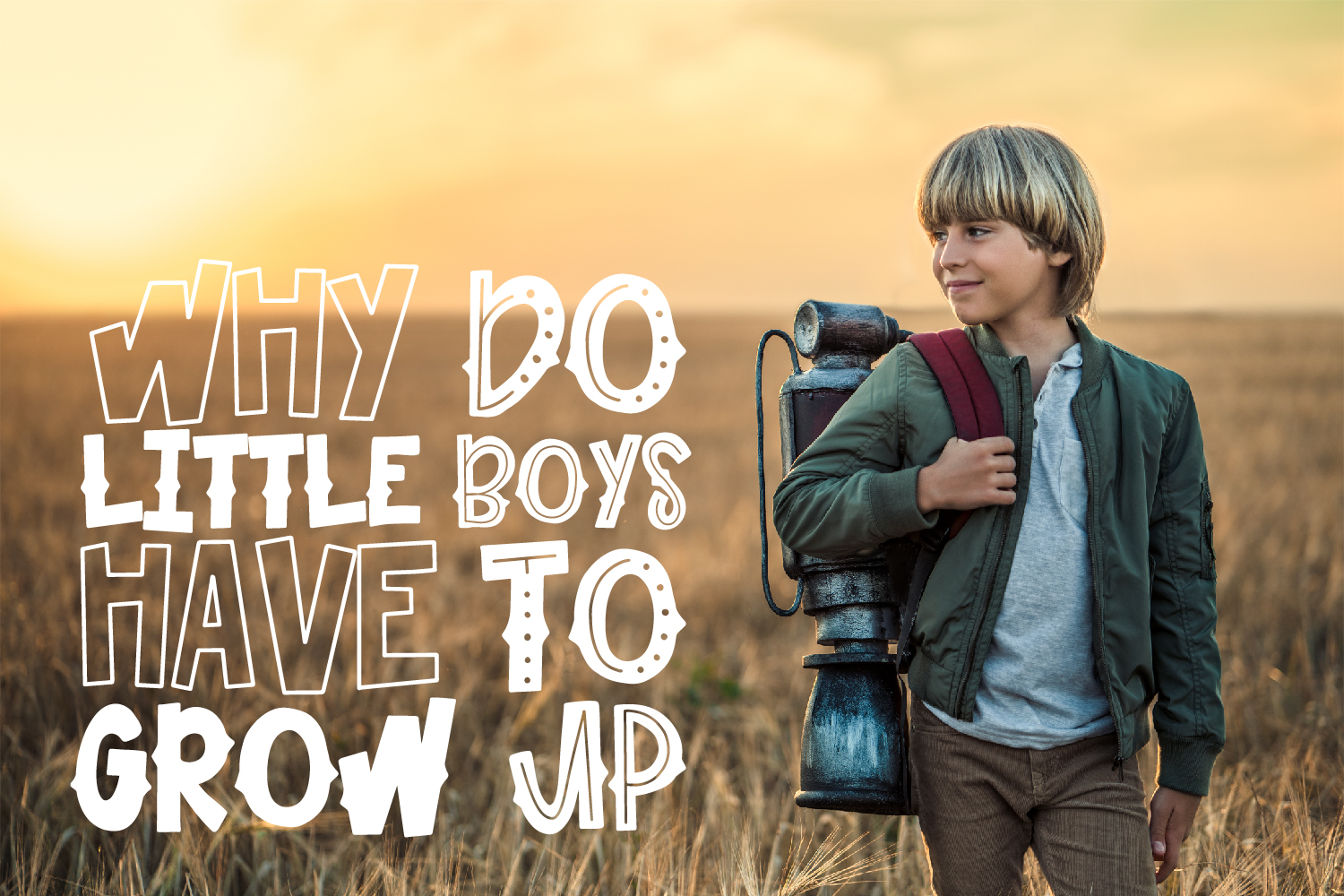 This Crazy Little Boy - A Fun Mixed Style Font Duo example image 7