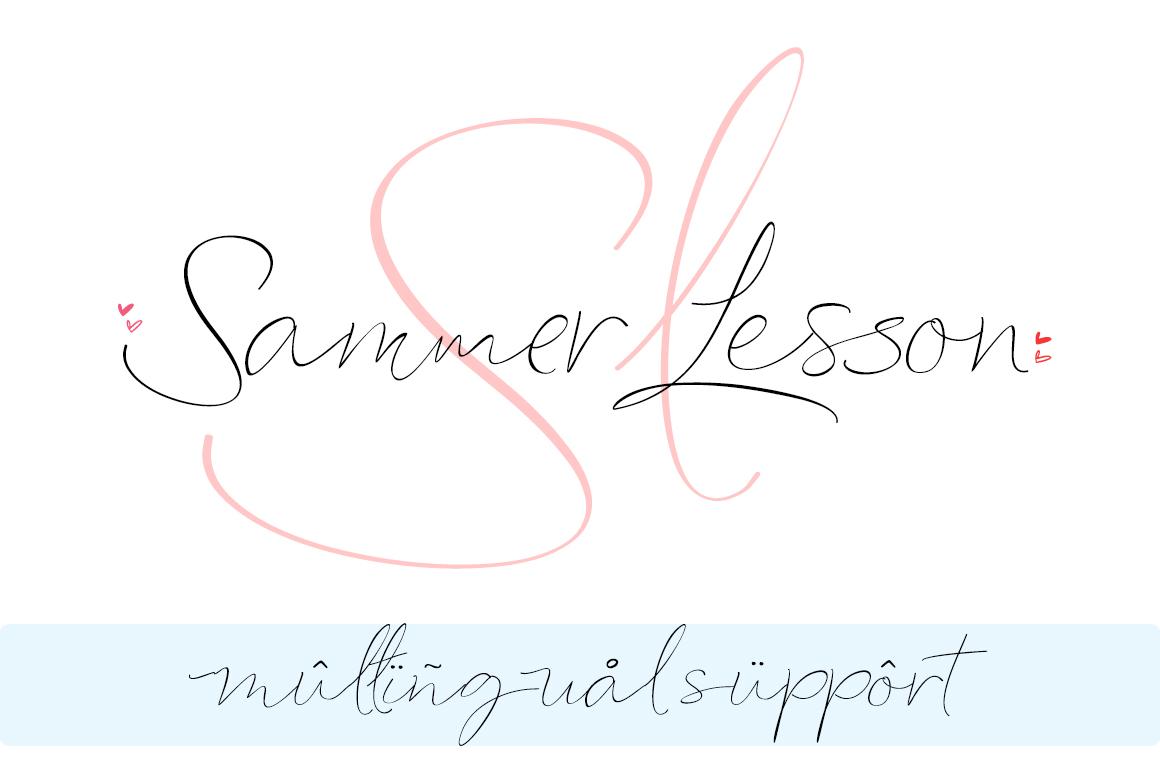 Sammer Lesson example image 7