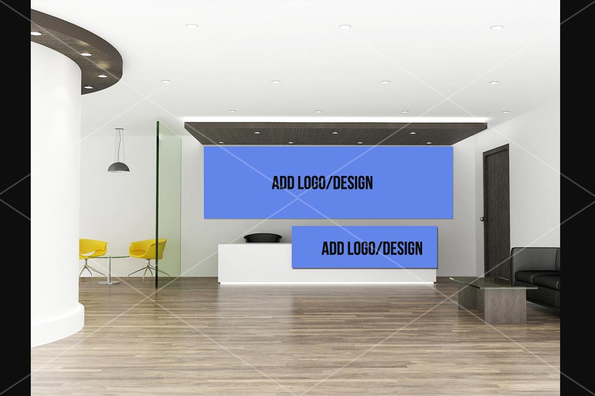 Office branding Mockup v3 example image 2