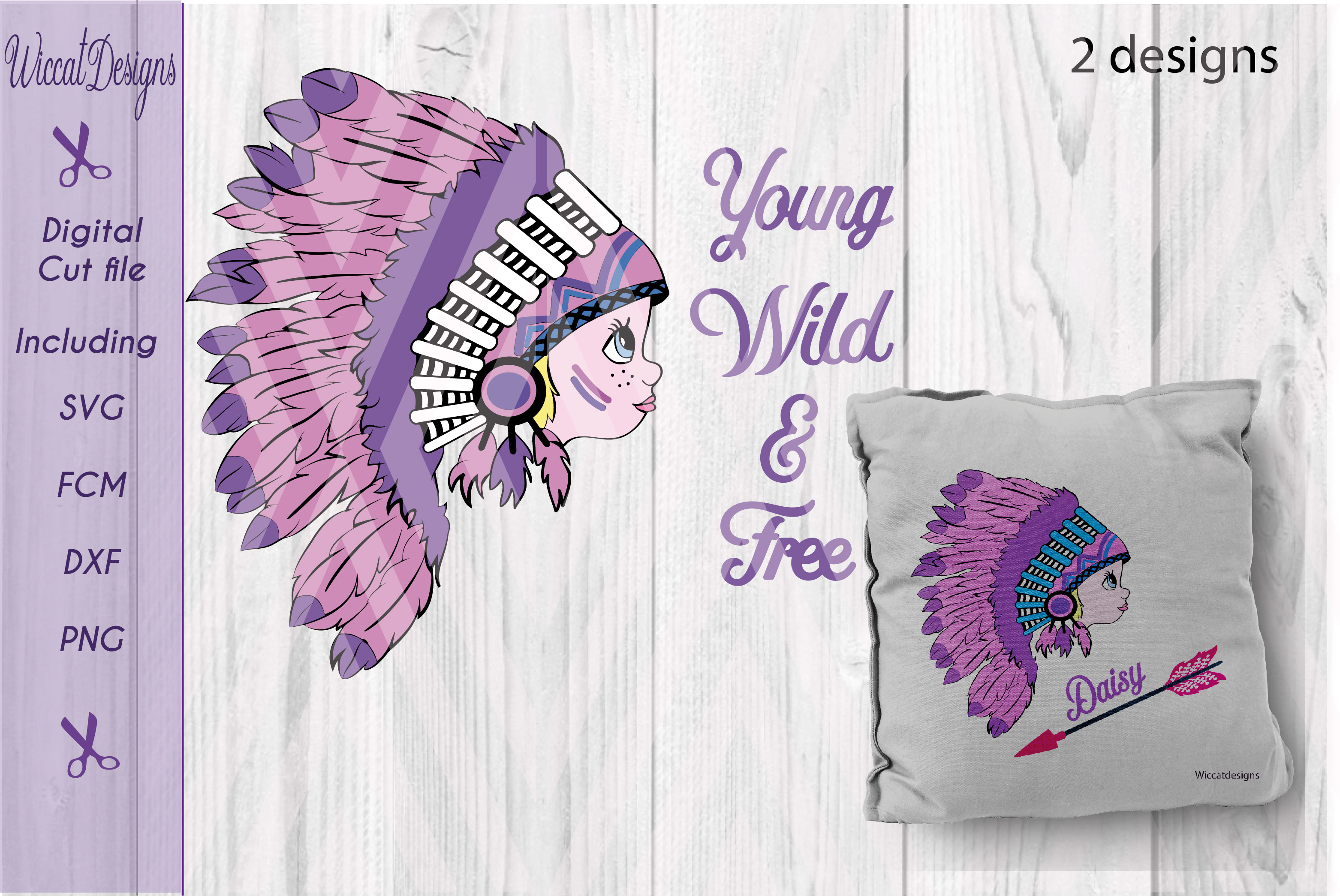 Indian Girl svg, Young Free svg, girls T shirt svg cut file example image 2
