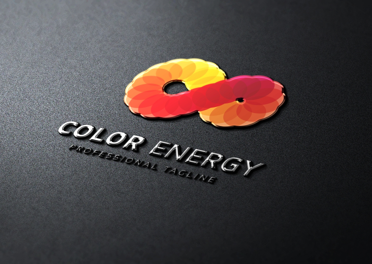 Color Energy Logo example image 4
