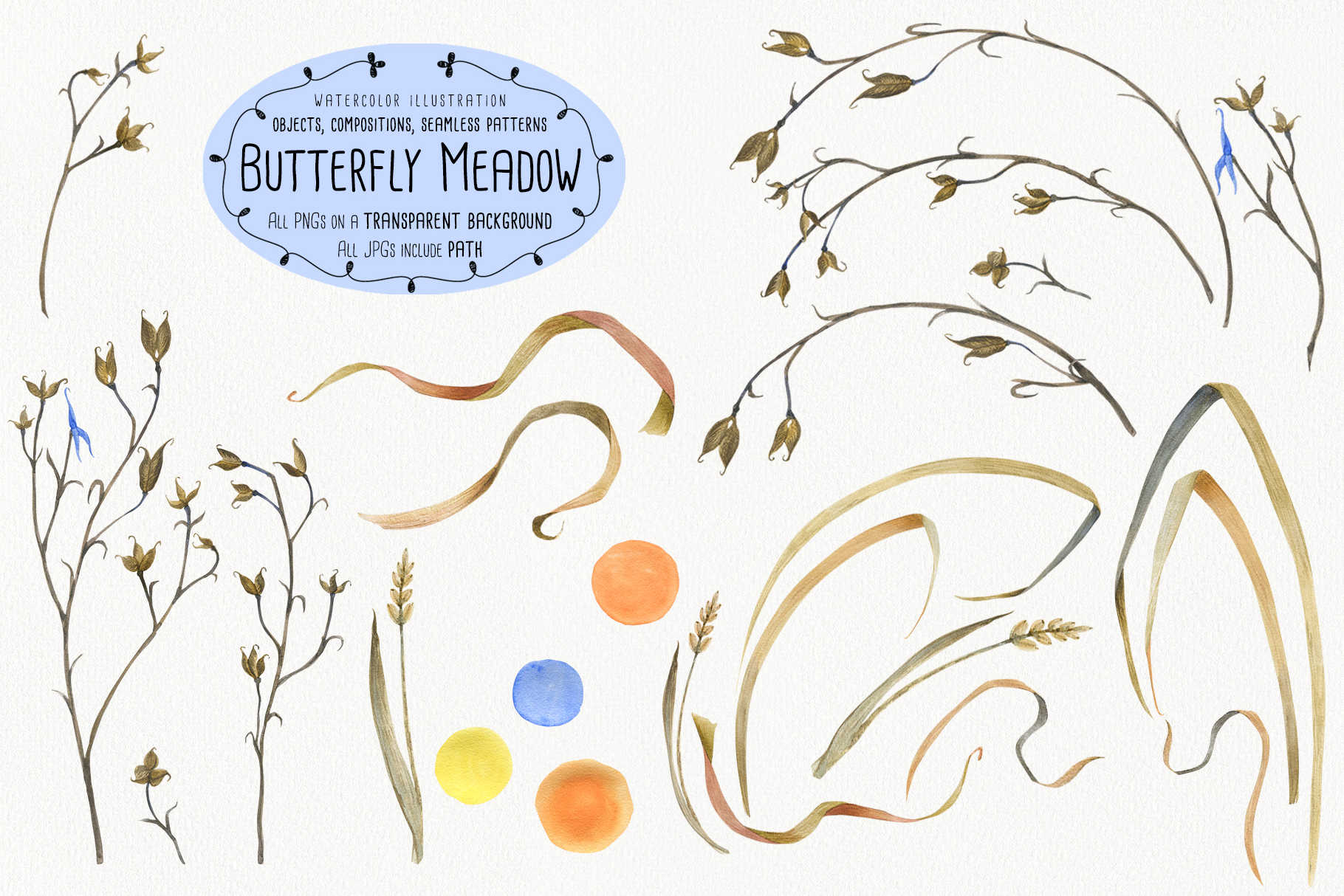 The Butterfly Meadow example image 3
