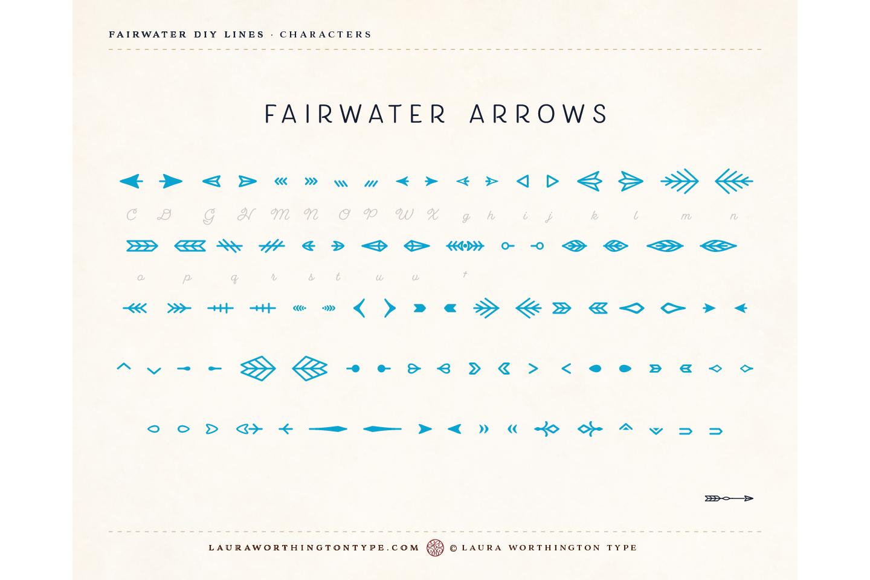 Fairwater DIY Lines example image 20