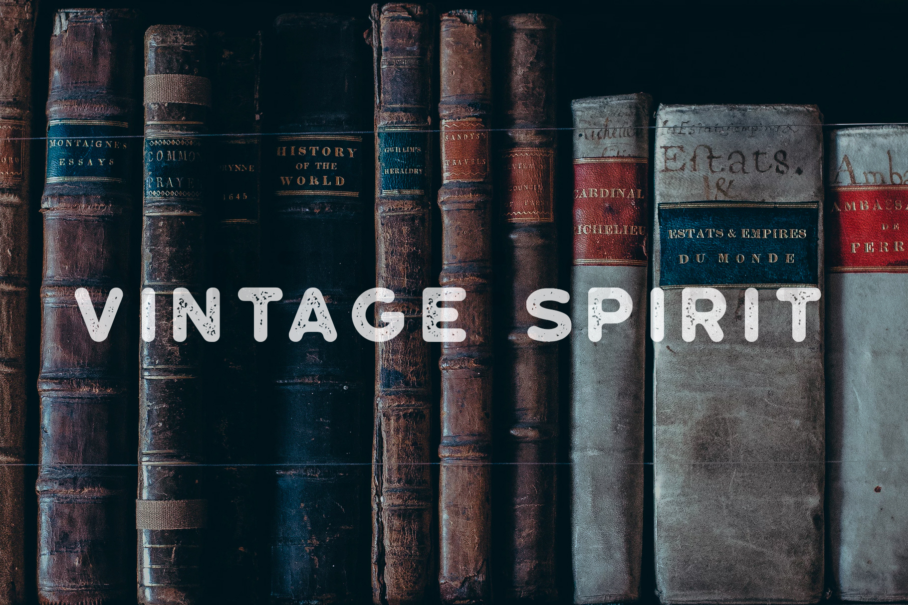 Roundhouse - Rounded Vintage Typeface example image 5