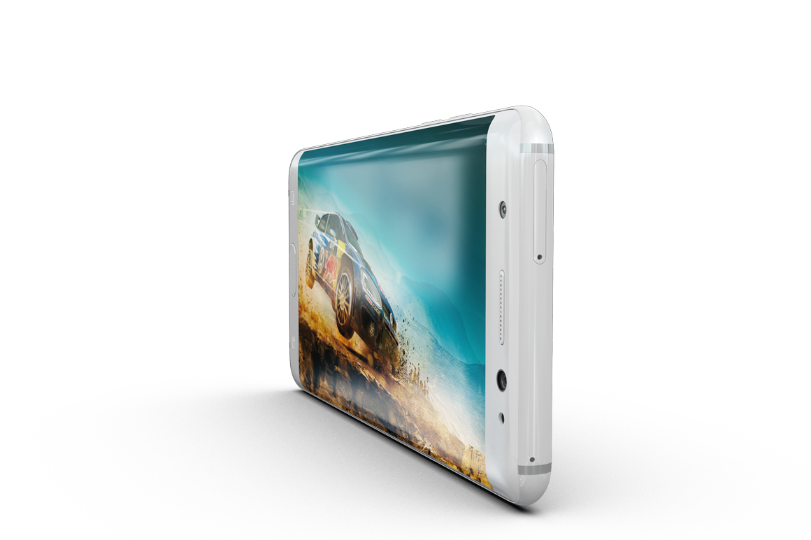 Samsung Galaxy Note 7 Mockup example image 7