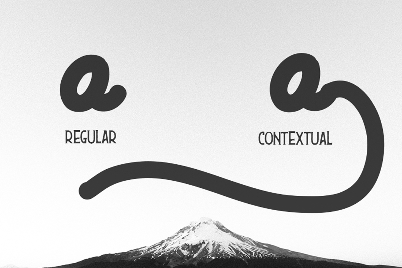 Himalaya Font example image 6
