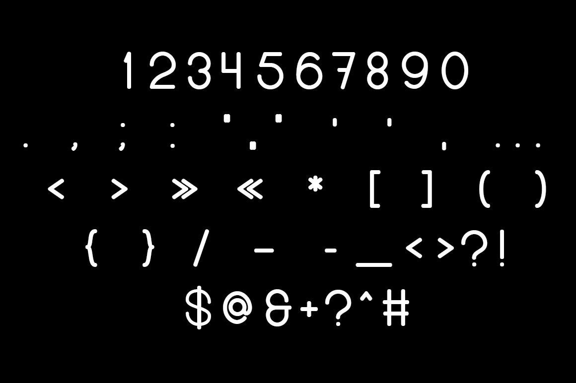 Papua Font example image 4