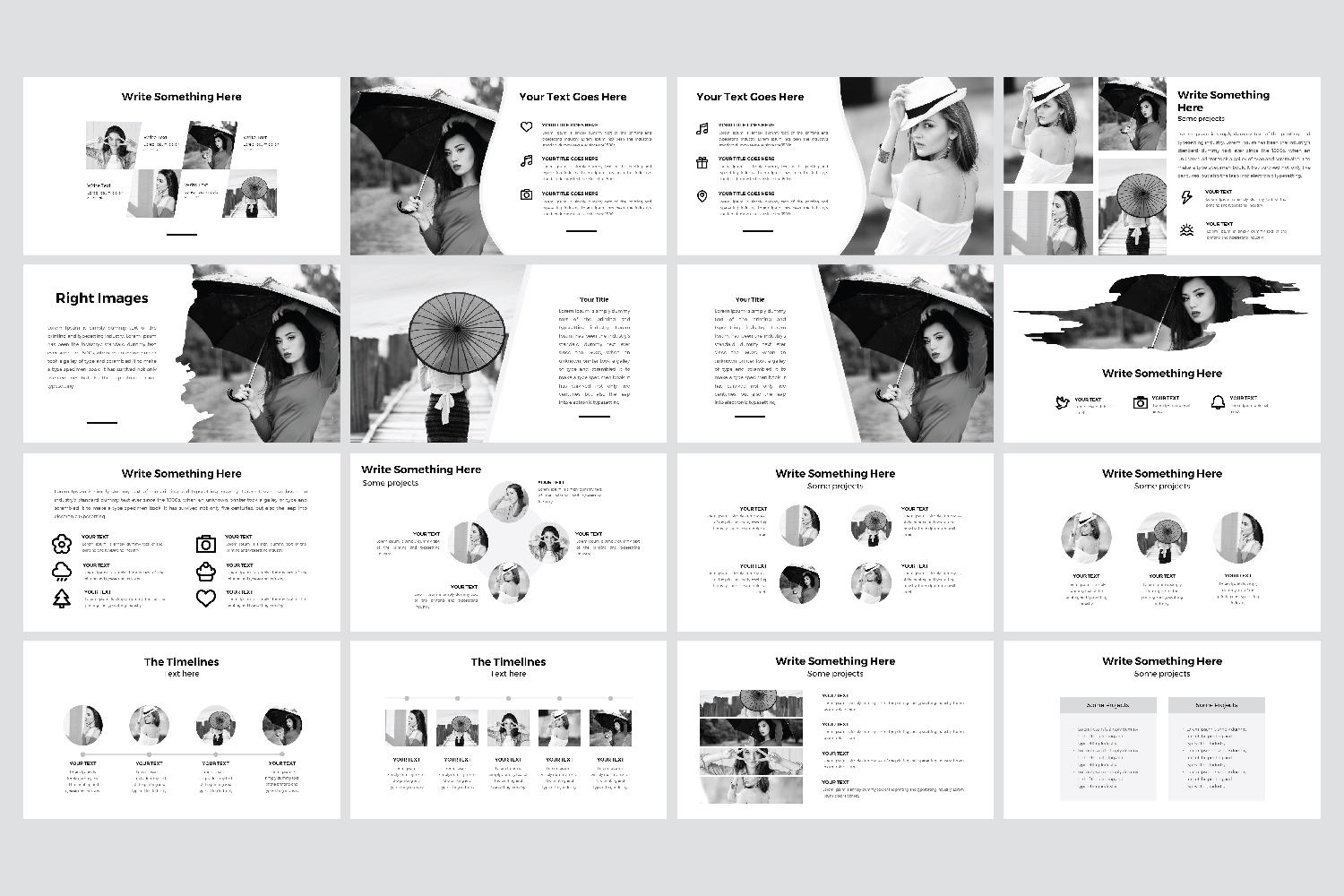 Brightshide PowerPoint Template example image 2